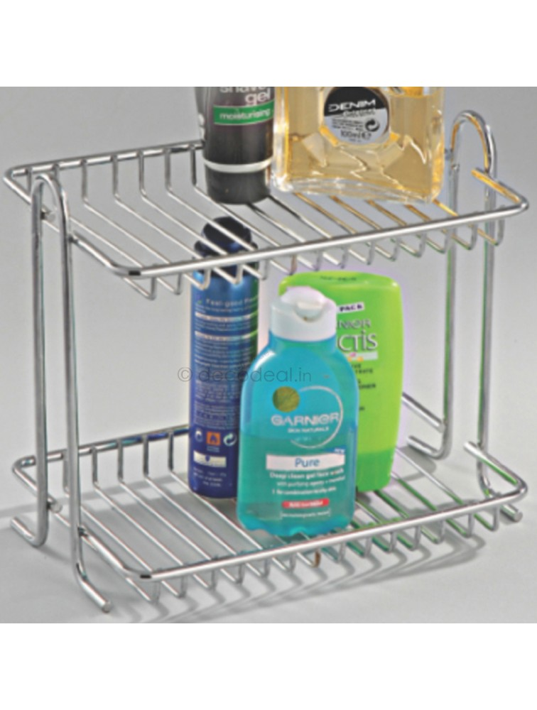 2 SHELVES BASKET, LIFE TIME WIRE PRODUCTS