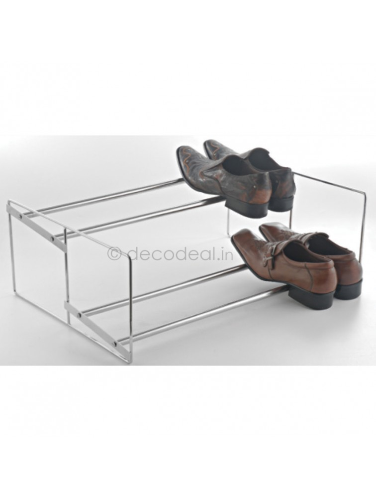 ADJUSTABLE SHOE RACK, LIFE TIME WIRE PRODUCTS