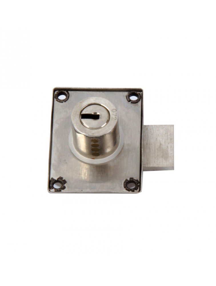 CUPBOARD LOCK, SRIS MA FILS,  STAINLESS STEEL