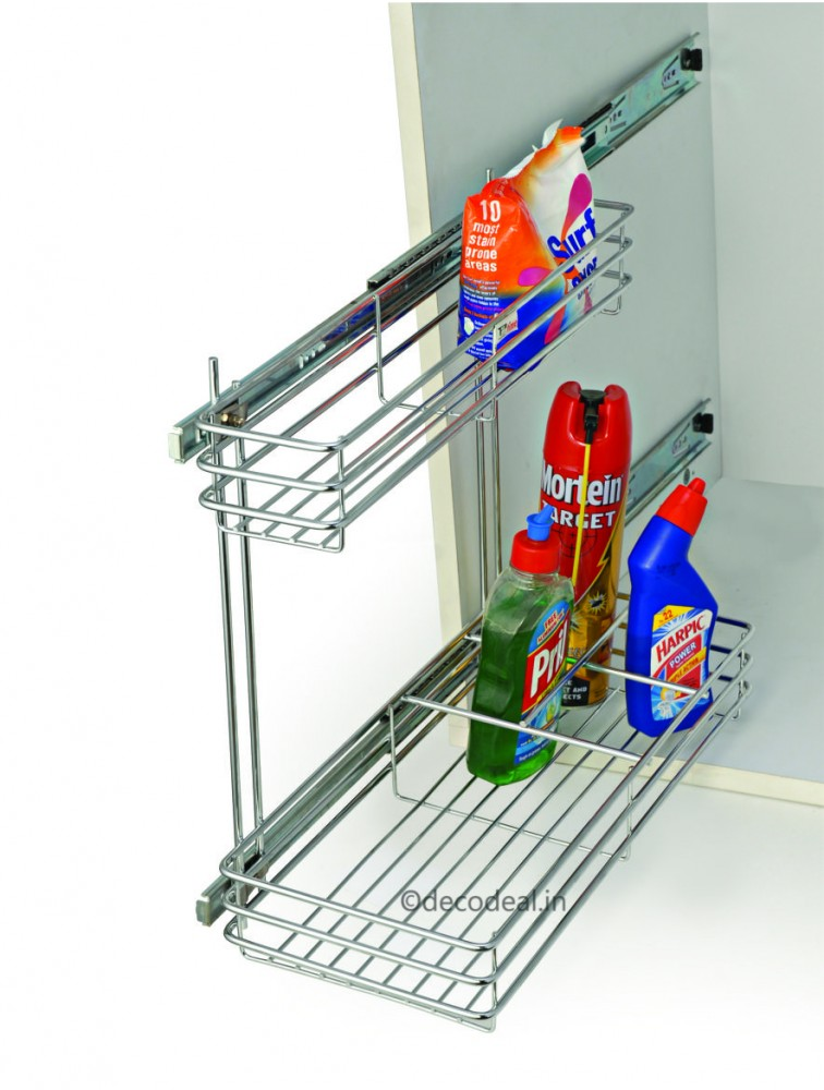 DETERGENT PULLOUT, PLUS MODULAR KITCHENS