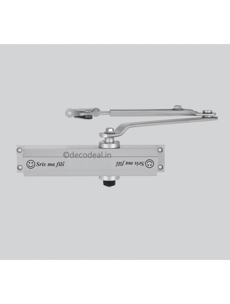 DOOR CLOSER DC-40, SRIS MA FILS, STAINLESS STEEL