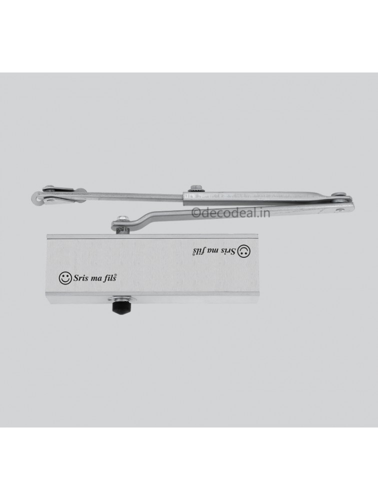 DOOR CLOSER DC-60, SRIS MA FILS, STAINLESS STEEL