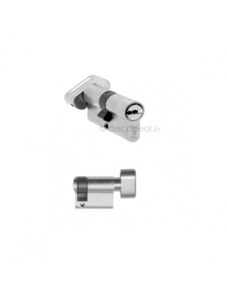Euro Profile Cylinders - Half (Single Cylinders), Door Cylinder, Yale Home Security, Mechanical Products, yale