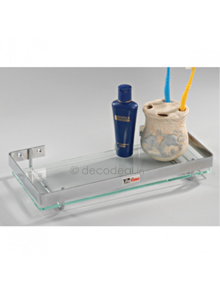 GLASS SHELF FLAT, LIFE TIME WIRE PRODUCTS