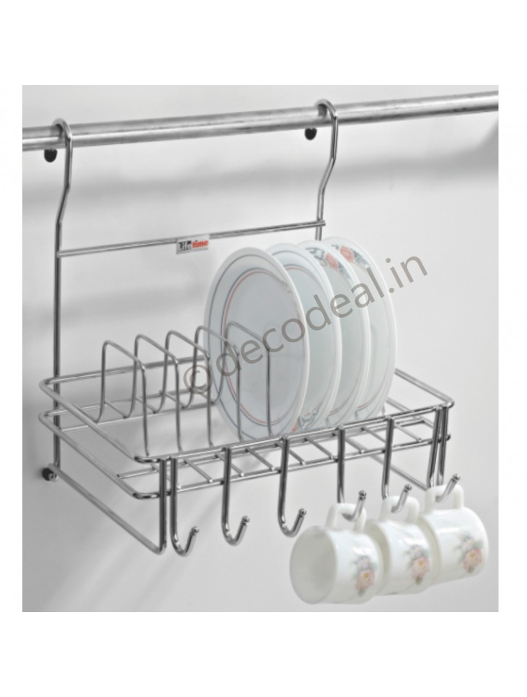 HANGING CUP AND SAUCER, LIFE TIME WIRE PRODUCTS