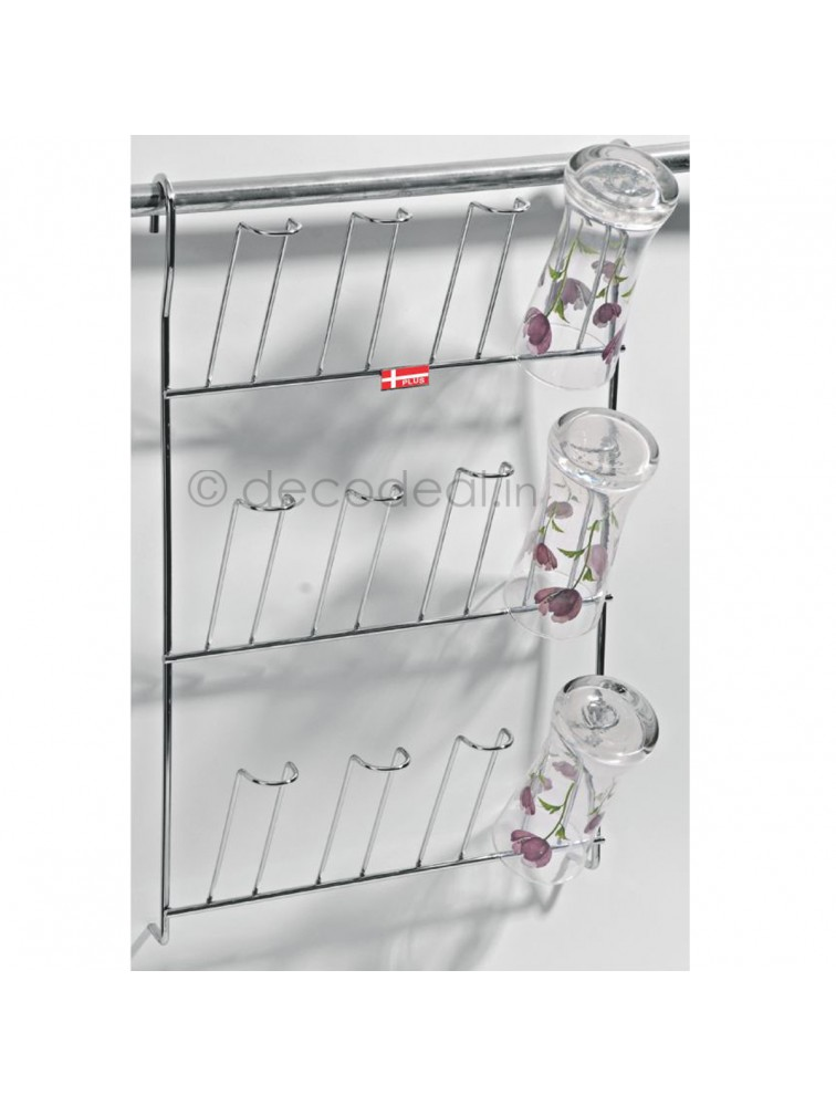 HANGING GLASS HOLDER, PLUS MODULAR KITCHENS