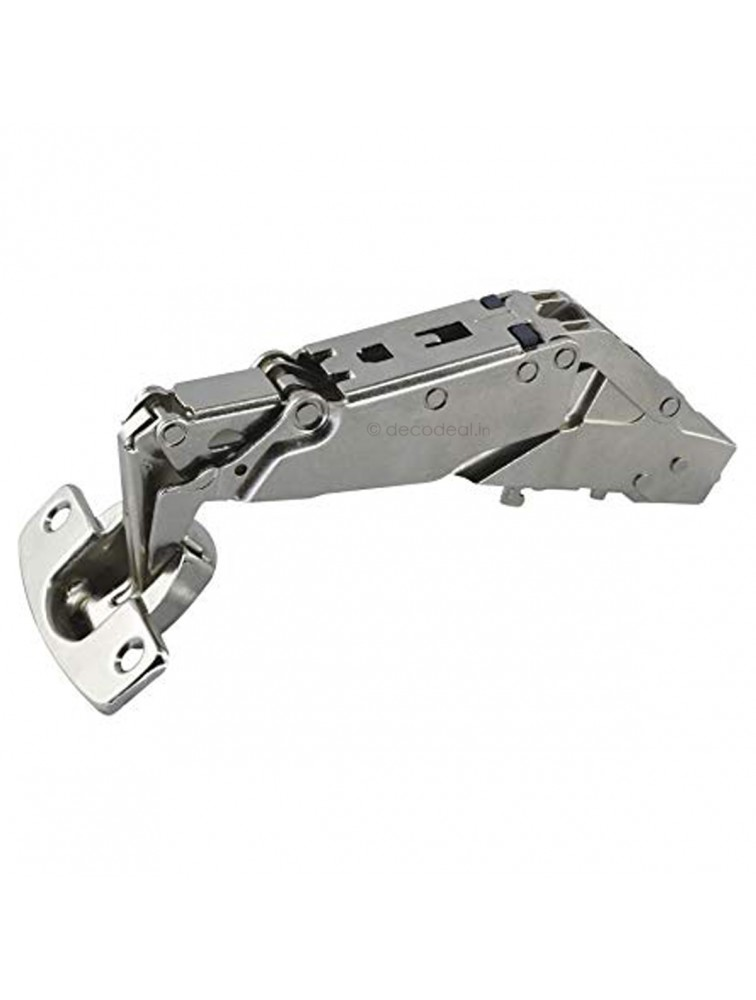 INTERMAT 9956 HINGE - TH42 16-24 MM THICK DOORS; OPENING ANGLE 165 degree
