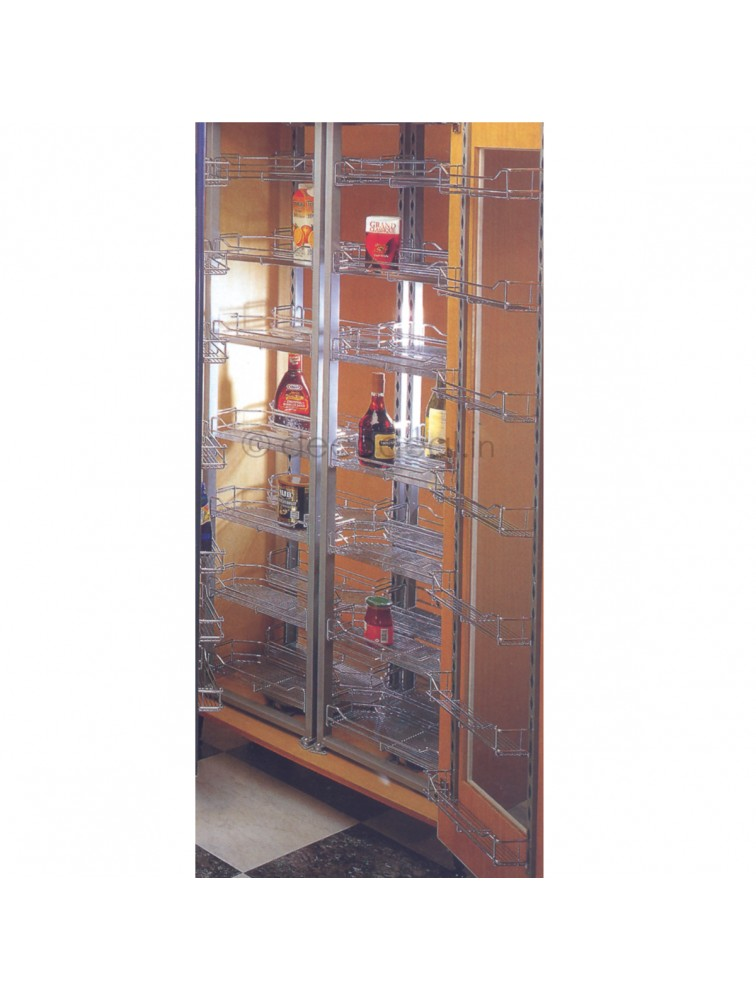 LARGE PANTRY PULLOUT, LIFE TIME WIRE PRODUCTS