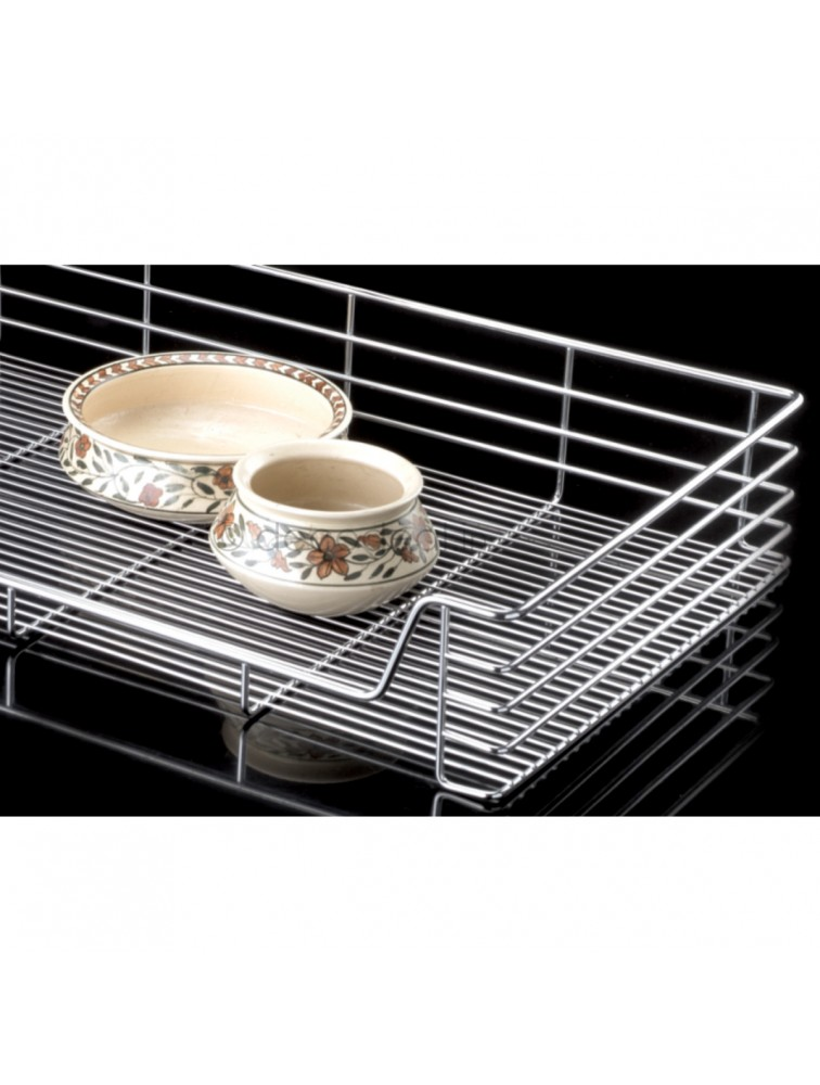 LARGE UTENSILS BASKET, LIFE TIME WIRE PRODUCTS