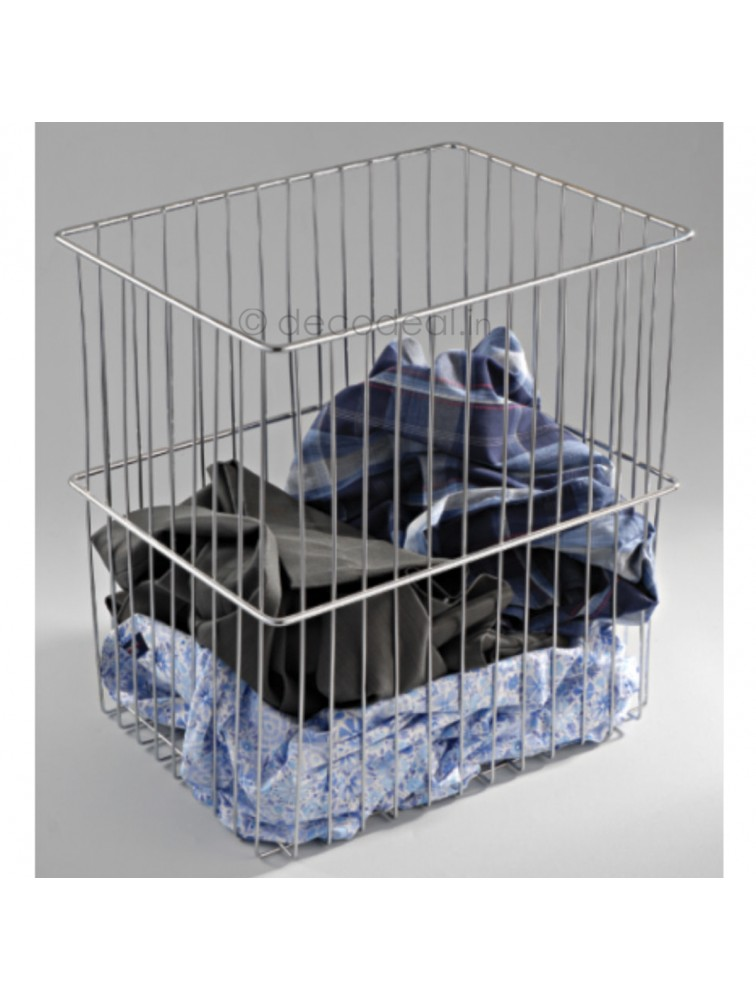 LAUNDRY BASKET, LIFE TIME WIRE PRODUCTS