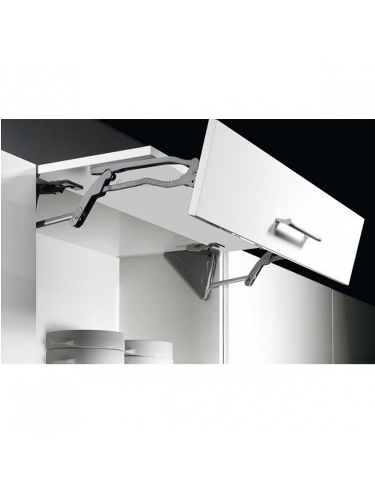 LIFT ADVANCED HF (ORDER GAS SPRING SETS SEPARATELY), CABINET DOOR LIFTS UPS & FLAP STAYS, HETTICH