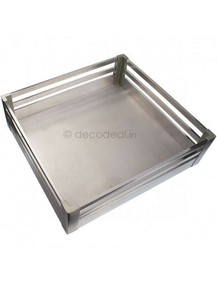 REMOVABLE POLYMER CUTLERY TRAY WITH BASKET, LEVON