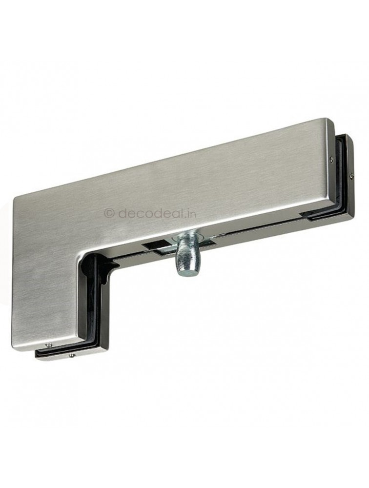 P040 - Top Glass Door Patch Fitting for over and side panel with 15mm pivot, Glass Patch Fittings, Glass Door Fitting, Yale Home Security, Mechanical Products, yale