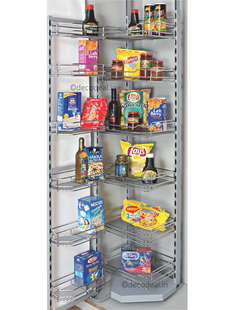 WIRE PANTRY PULLOUT, PLUS MODULAR KITCHENS