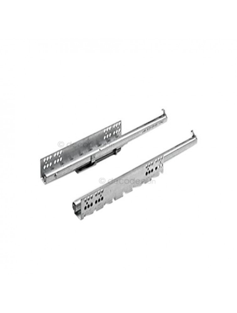 QUADRO - 25 PARTIAL EXTENSION WITH PTO 25 KG, DRAWER CHANNEL, HETTICH