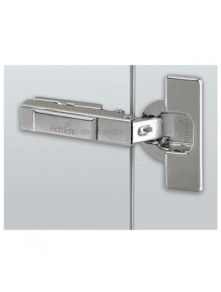 PUSH TO OPEN (P2O) OPENING SYSTEM SCREW ON, AUTO CLOSING CONCEALED HINGES, HETTICH