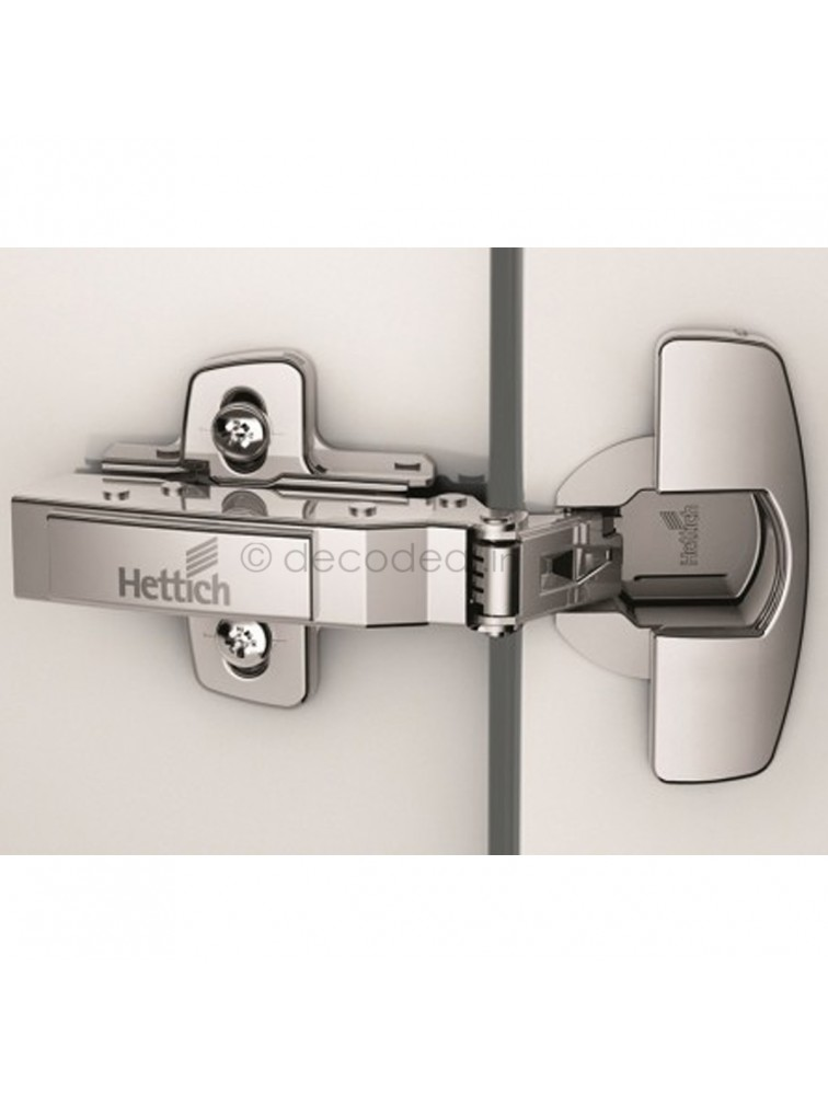 SENSYS 8631I HINGE - TH52 FOR 15-32 MM THICK DOORS; OPENING ANGLE 95 degree