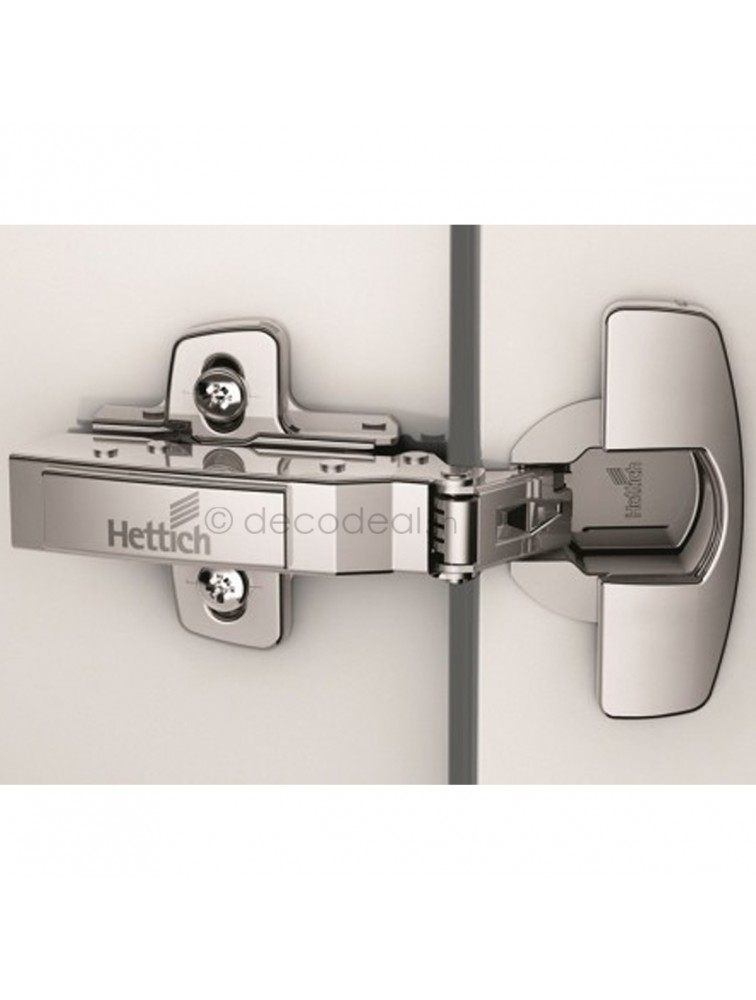 SENSYS 8645I HINGE - TH52 FOR 15-24 MM THICK DOORS; OPENING ANGLE 110 Degree