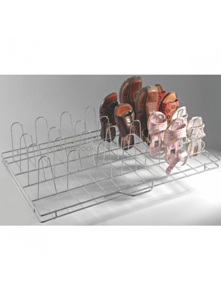 SHOE RACK - 02, LIFE TIME WIRE PRODUCTS