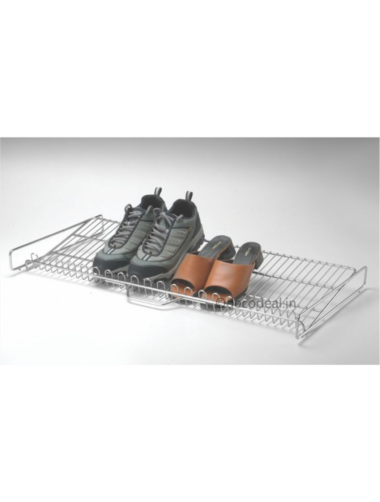 SHOE RACK - 01, PLUS MODULAR KITCHENS