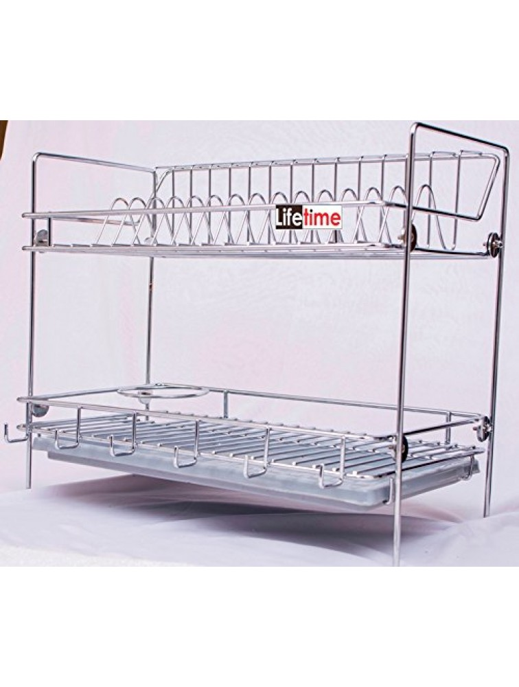 STANDING KITCHEN ORGANISER, LIFE TIME WIRE PRODUCTS