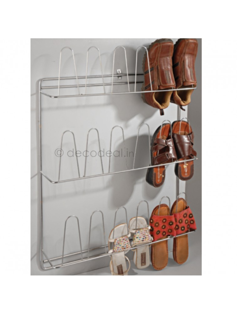 STANDING SHOE RACK - 03, LIFE TIME WIRE PRODUCTS