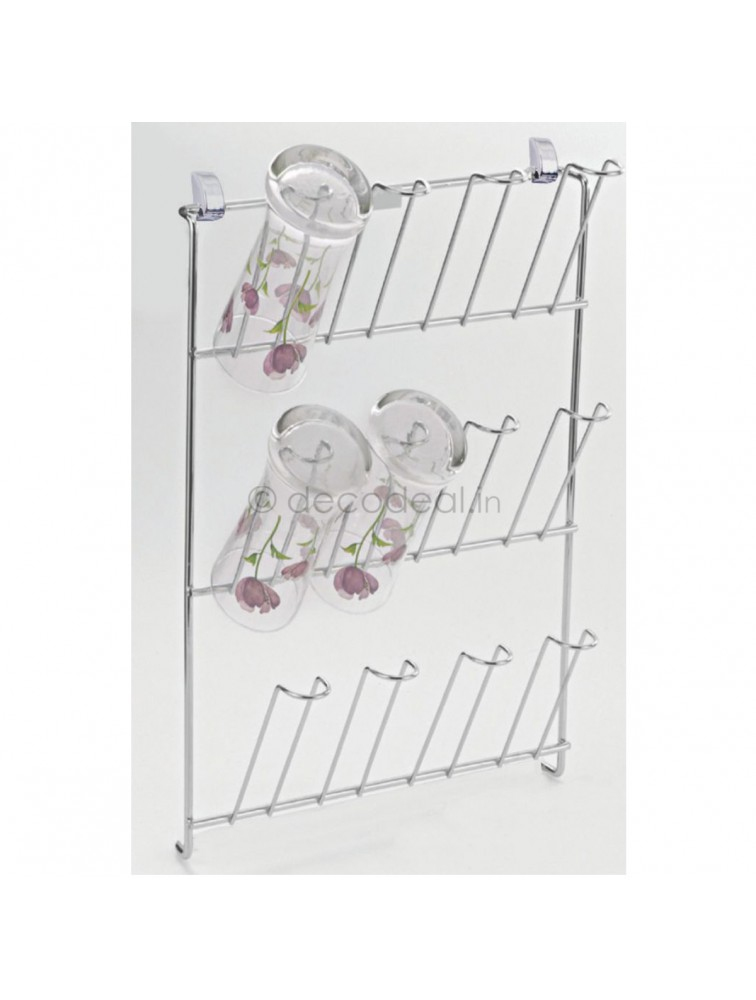 WALL MOUNTING GLASS HOLDER, SHELVES AND CORNERS UNITS, LEVON