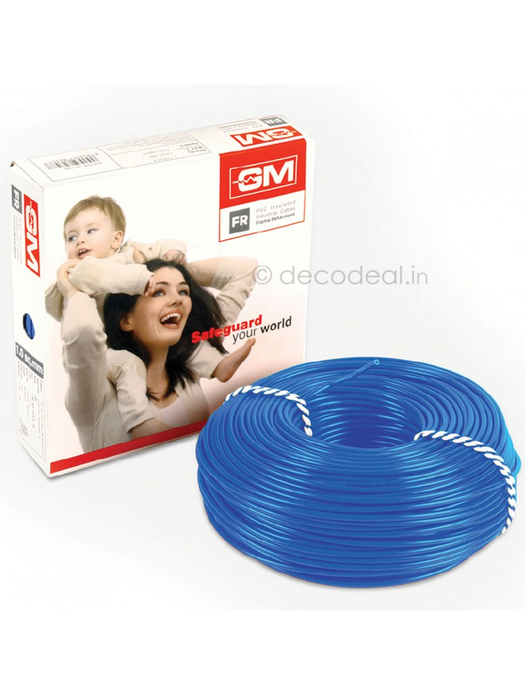 GM 2.5 Sq mm FR Type Modular Wire 90 mtrs 7004, GM MODULAR