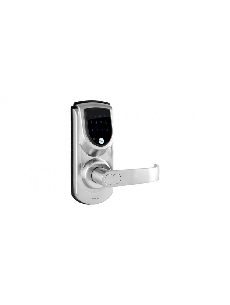 YDME50 (Dead Latch Lock) - PIN Code, RF Card, & Mechanical key, yale digital door lock, yale