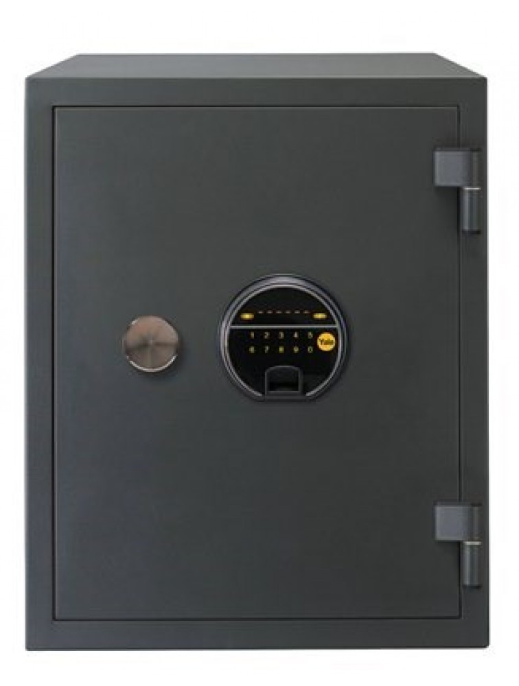 YFF/520/FG2 Biometric Safe 520mm, Biometric Fire Safe, yale digital safe, yale