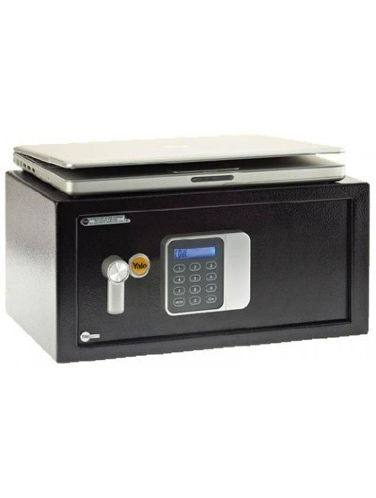 YLG/200/DB1 - Guest Digital Safe Box Laptop, Guest Safes, yale digital safe, yale